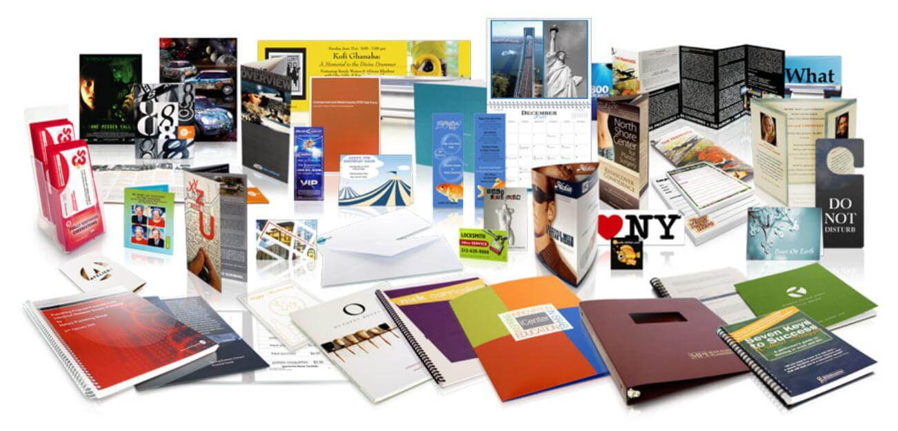 Printing Service London